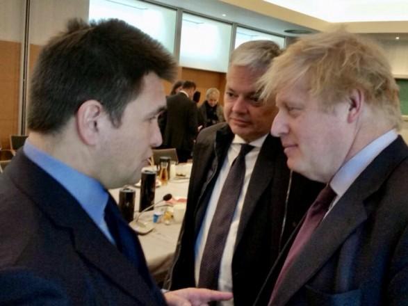 Клімкін запропонував Британії працевлаштувати висланих із Росії дипломатів