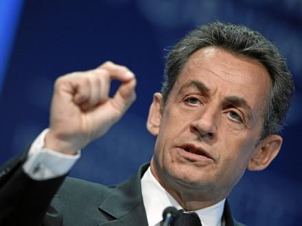 Николя Саркози схвачен поделу о финансовом снабжении кампании 2007 года