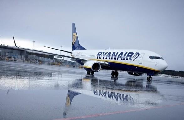 Ryanair определился смаршрутами полетов из Украинского государства