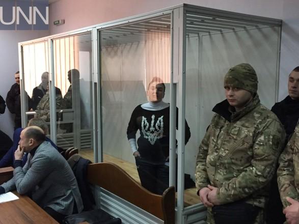 Суд почав обирати запобіжний захід Савченко