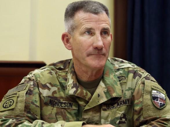 """Головнокомандувач військами США в Афганістані: РФ озброює """"Талібан"""""""