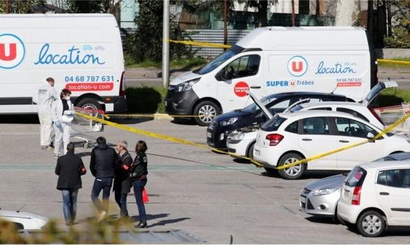 У Франції загинув офіцер поліції, який обміняв себе на заручників під час теракту