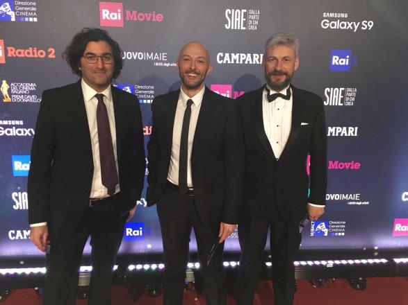 Українсько-італійський фільм відзначили на престижному кінофестивалі