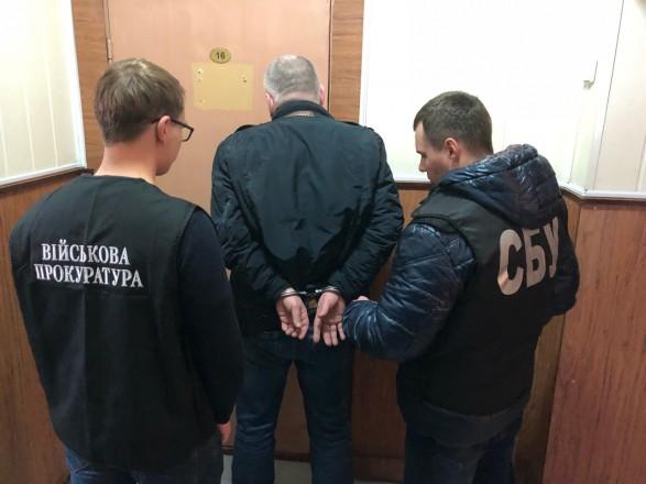 Директор одного з підприємств «Укроборонпрому» намагався дати хабаря прокурору