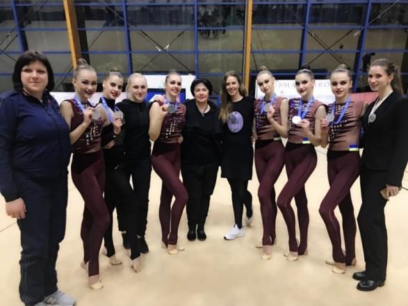 Українські гімнастки завоювали медалі на етапі Гран-Прі у Франції