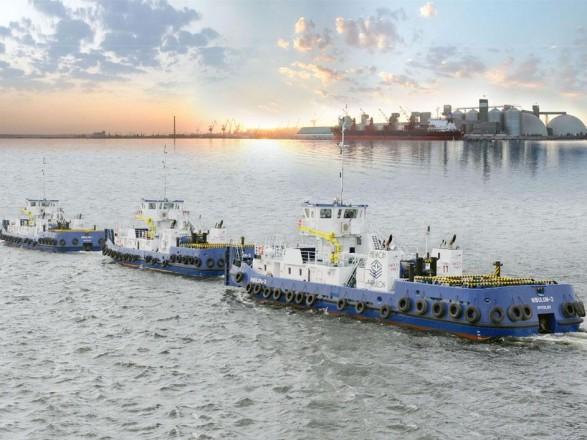 ВАзовському морі затримали кримське судно під прапоромРФ