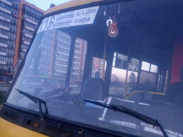 Львівські патрульні зупинили водія маршрутки, який п'яним сів закермо