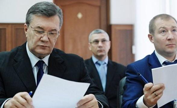 Суд щодо держзради Януковича перенесли на4 квітня