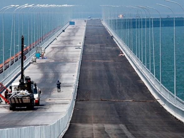 Открытие рабочего движения по«Тавриде» синхронизируют сзапуском автодорожной части Крымского моста