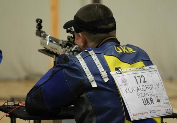 Паралімпійці з України завоювали низку медалей на КС з кульової стрільби