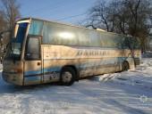 Хотел покататься: нашли похитителя огромного автобуса во Львовской области