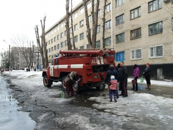 НаХарквіщині 45-тисячне місто залишилось без води: яка причина