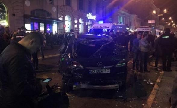 Резонансна аварія уХаркові: свідок-патрульний розповів нові подробиці