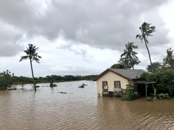 На Фіджі лютує ураган: четверо осіб загинули, одна людина зникла безвісти