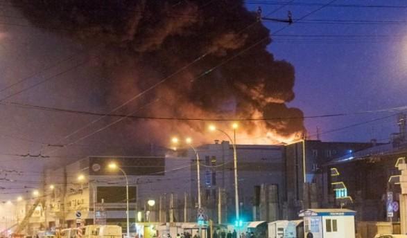 УСК РФозвучили ймовірну причину трагічної пожежі вКемерові