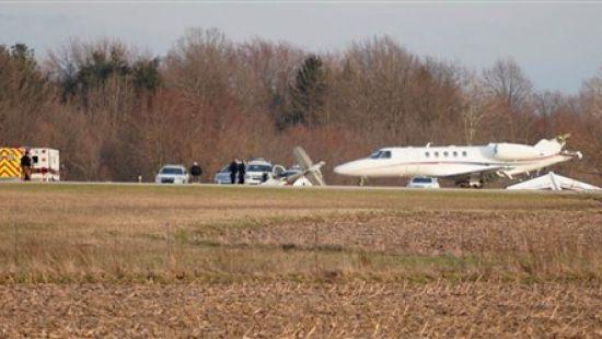 УСША назлітній смузі зіткнулося два літаки, є загиблі
