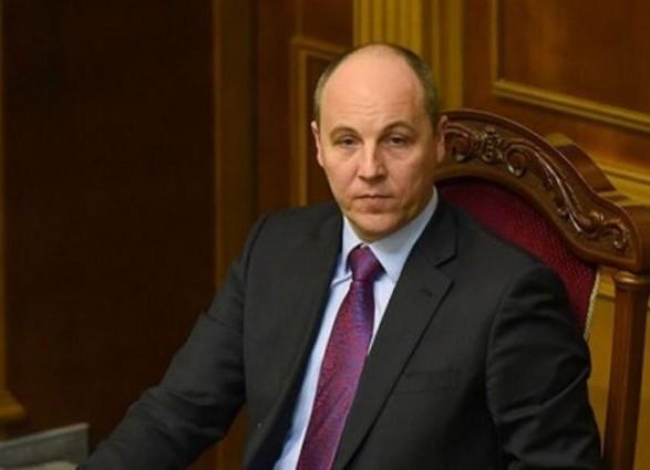 Парубій: ВРдочервня затвердить у цілому законопроект про нацбезпеку