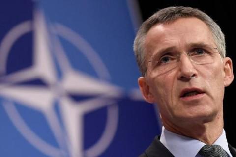 НАТО підтримує авіаудар США йсоюзників поСирії