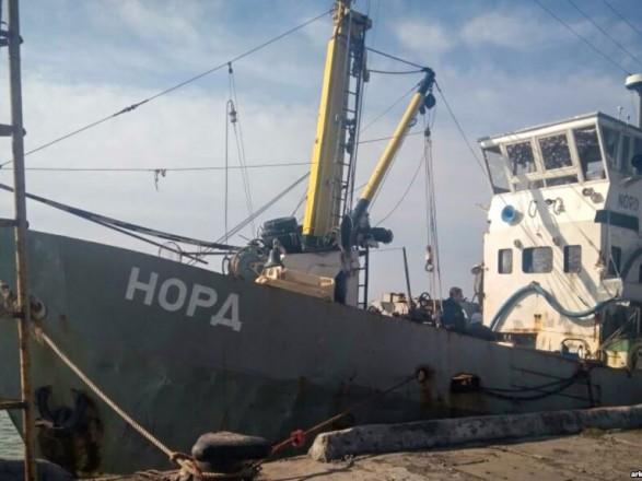 Капітана «Норду» випустили наволю під заставу