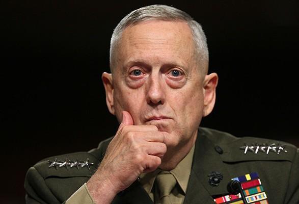 Пентагон готовий до військових дій вСирії,— Меттіс