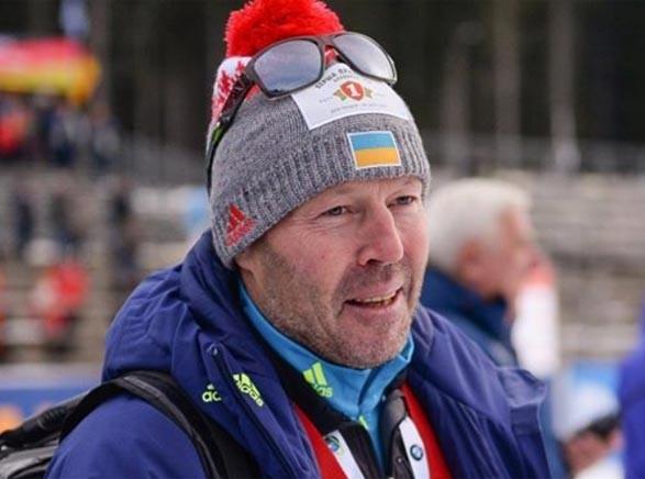 Федерація біатлону України звільнила наставника жіночої збірної