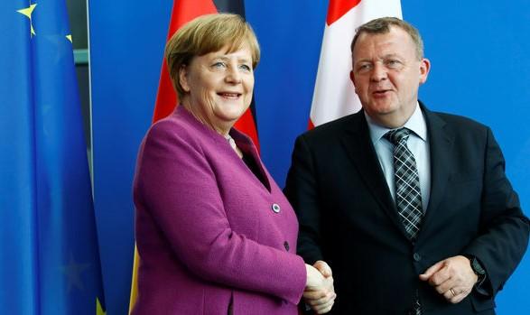 """Прем'єр Данії допустив уповільнення проекту """"Північний потік-2"""""""