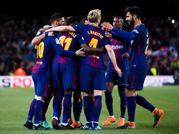 'Барселона встановила рекорд чемпіонатів Іспанії за кількістю ігор без поразок