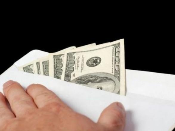 Віце-мера затримали за підозрою удачі хабаря в300 доларів США