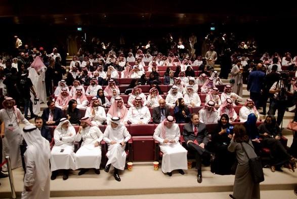 УСаудівській Аравії сьогодні відкриють перший за35 років кінотеатр