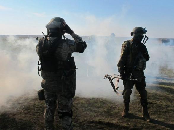 Штаб: Біля Лебединського бойовики відкрили вогонь з«Градів»