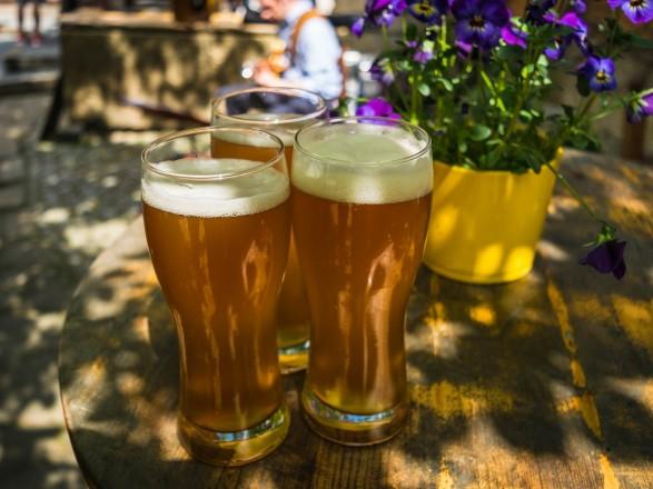 Найбільше українського пива п'ють білоруси