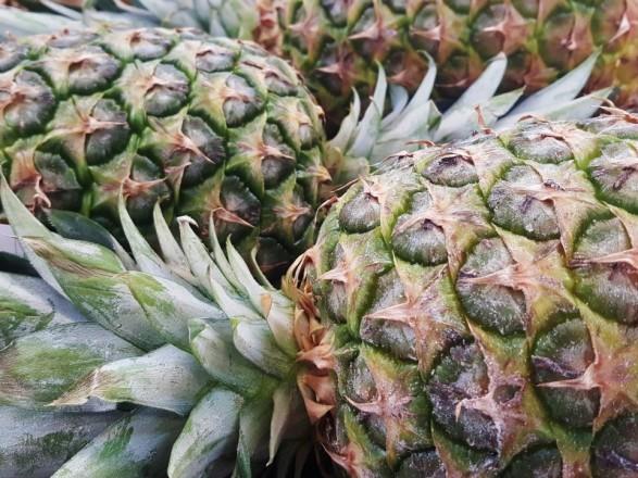 Найбільше ананасів Україна продала Польщі та Білорусі