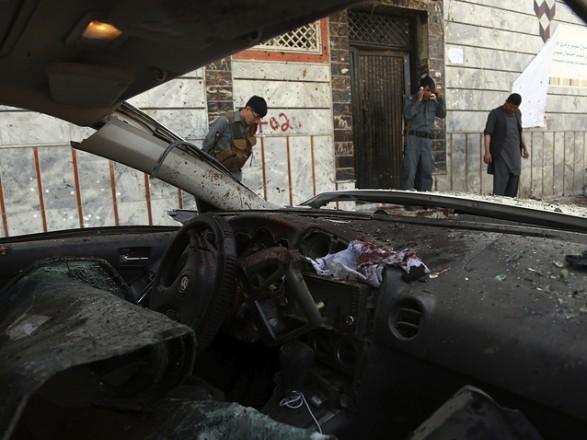 Reuters: число погибших в результате теракта в Кабуле возросло до 57 человек