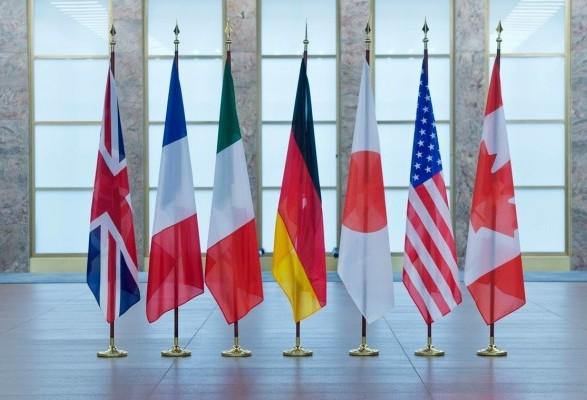 """СМИ: министры G7 подготовили """"жесткое"""" заявление в отношении РФ"""