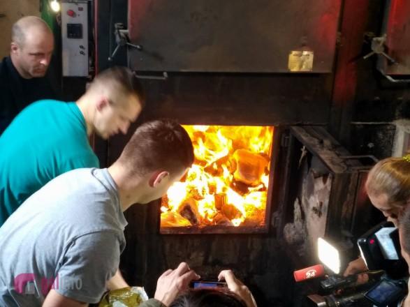 Сьогодні у Львові управління Служби безпеки України у Львівській області  провело спалювання наркотичних засобів 6cdf0a6cb4b9c