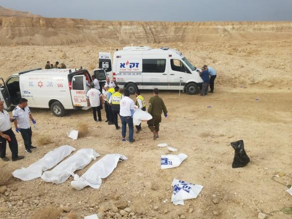 Наводнение вИзраиле: погибли 8 девушек и1 парень изпредармейской академии