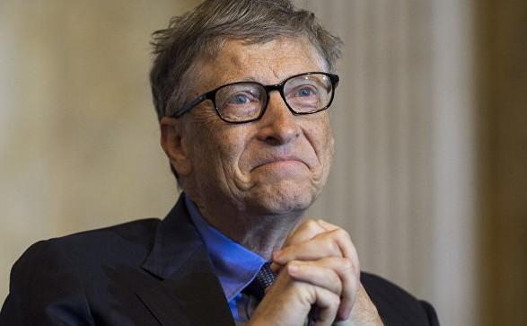 Білл Гейтс пообіцяв $12 млн нарозробку універсальної вакцини від грипу