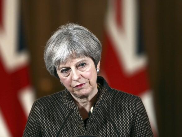 The Telegraph: Мей розглядає варіант підписання угоди про асоціацію з ЄС