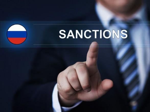 РНБО запроваджує персональні санкції проти Росії натри роки