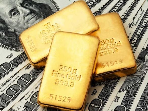 НБУ: Золотовалютні резерви уквітні зросли на1,3%