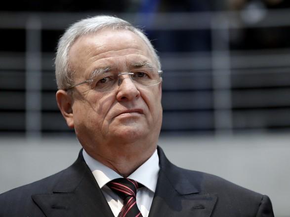 Bloomberg в США предъявили обвинения экс-главе Volkswagen