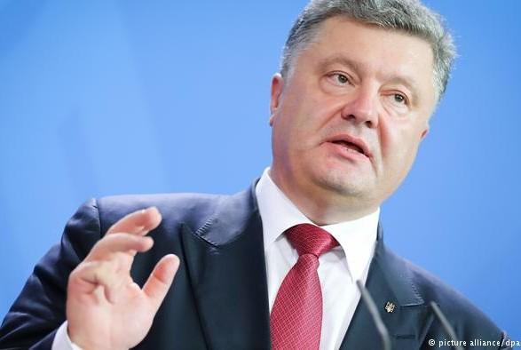 Порошенко присутність миротворців на Донбасі стане запорукою вільних виборів