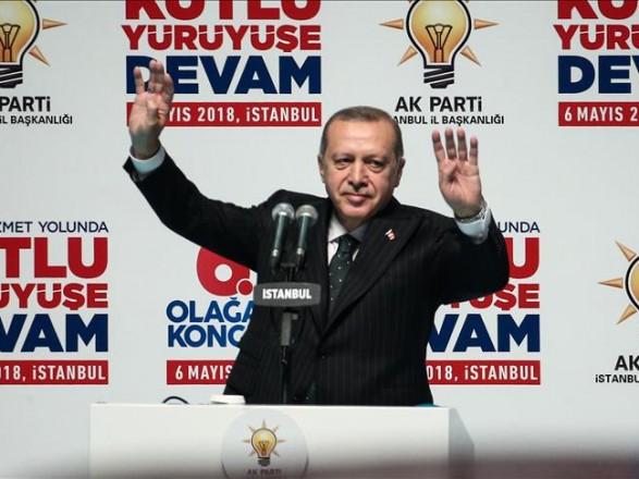 «Минезупинимося»: Ердоган оголосив про нові військові операції вСирії