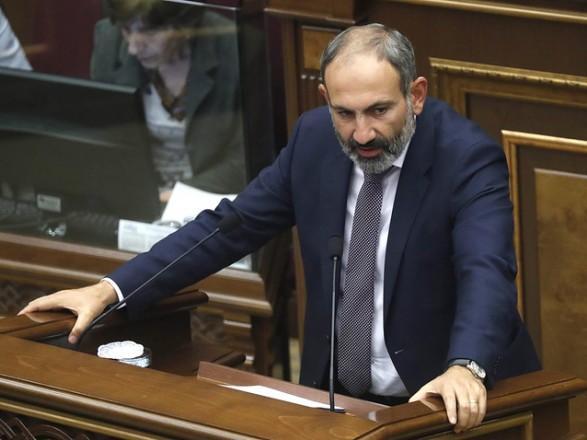 Пашиняна обрали прем'єр-міністром Вірменії