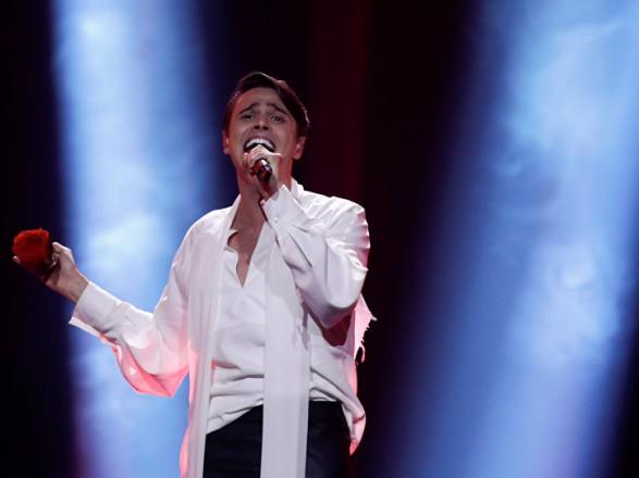 Alekseev прокоментував свою поразку на Євробаченні