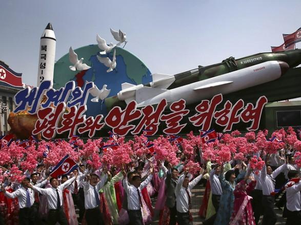 The Wall Street Journal: полигон Пхунгери в КНДР по большей части непригоден для применения