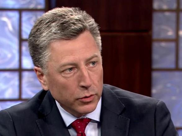 НаДонбас прибув спецпредставник щодо України Курт Волкер