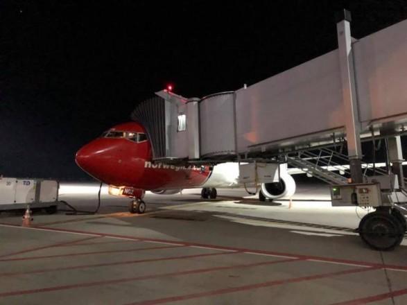 УЛьвові здійснив екстрену посадку норвезький літак,
