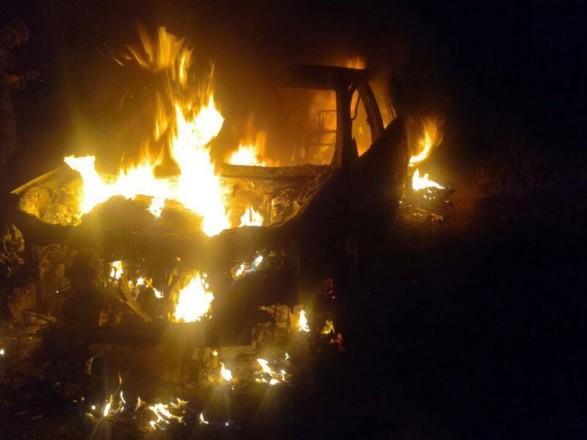 Погоня, перестрілка і спалене авто: вХерсоні пограбували ювелірний магазин