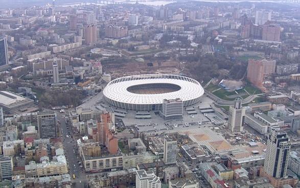 Ремонт наНСК «Олімпійський» завершили